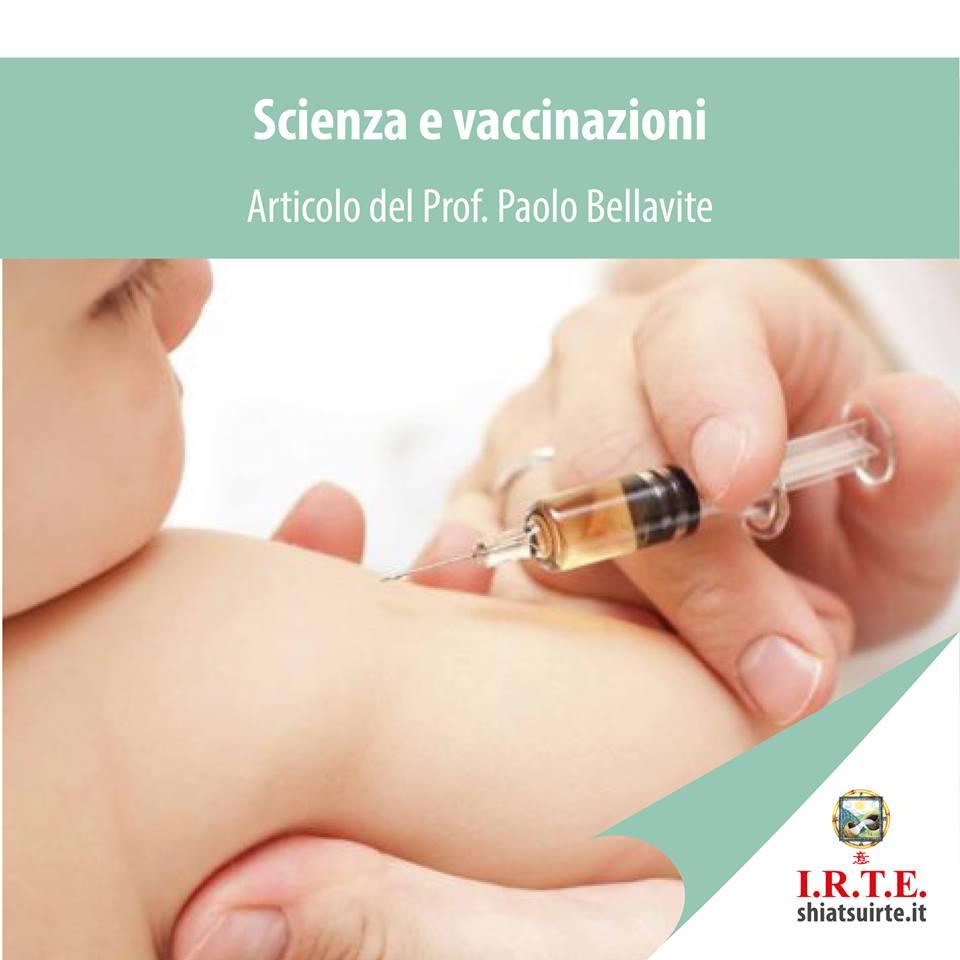 Scienza e vaccinazioni del Prof. Paolo Bellavite
