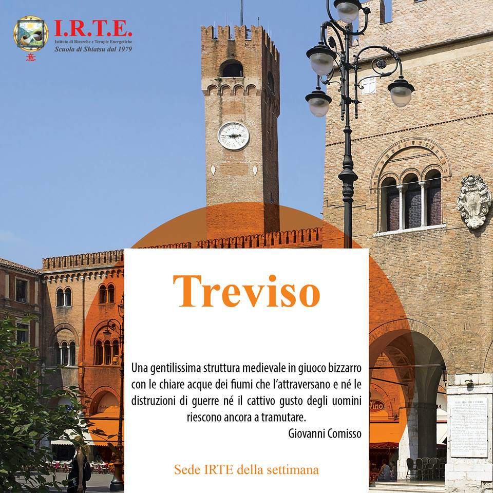 La Scuola Shiatsu IRTE a Treviso