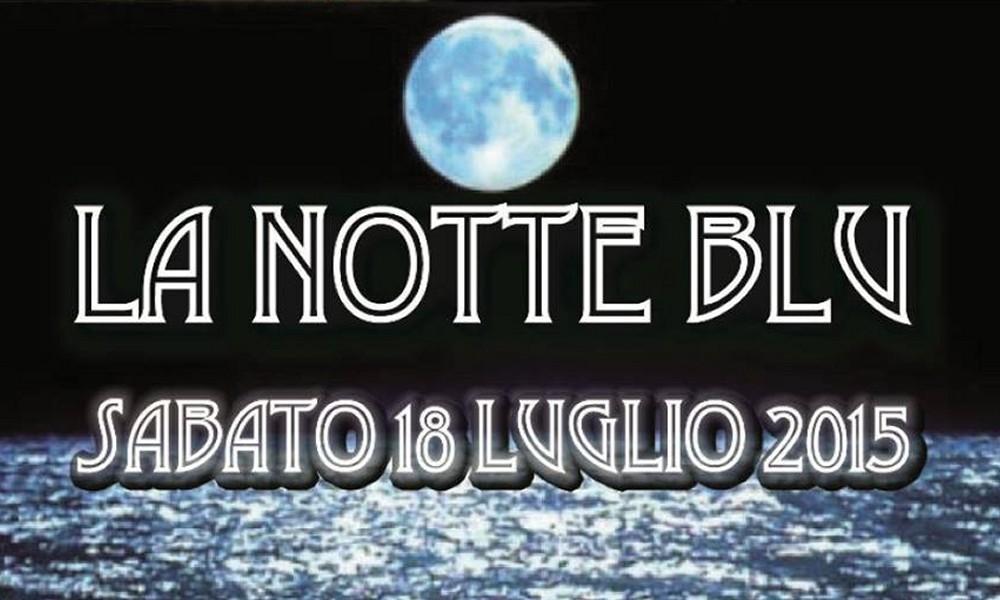 La notte blu