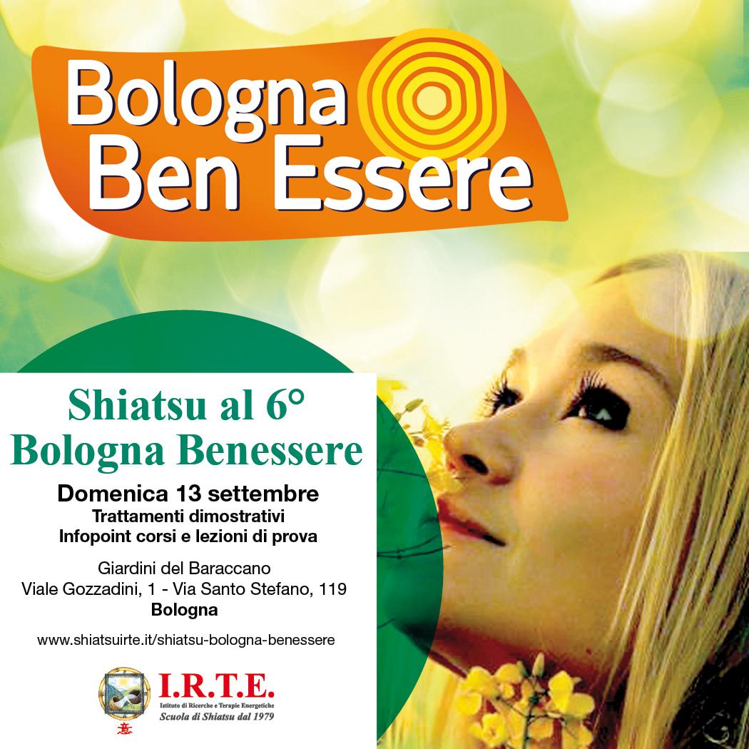Shiatsu al 6° Bologna Benessere