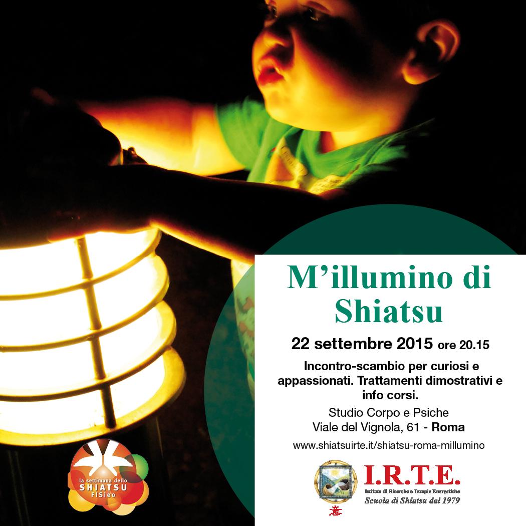 M'illumino di Shiatsu - Roma