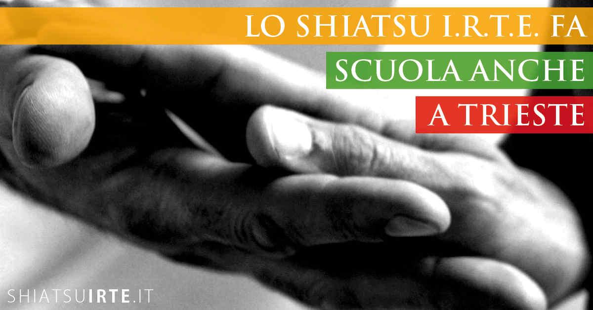 Shiatsu - piacere di conoscerti a Trieste