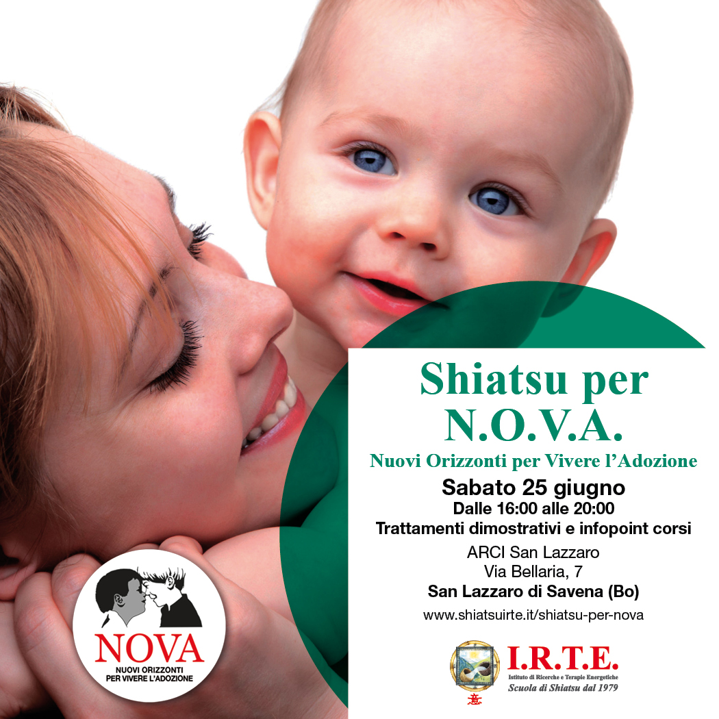 Shiatsu per N.O.V.A.