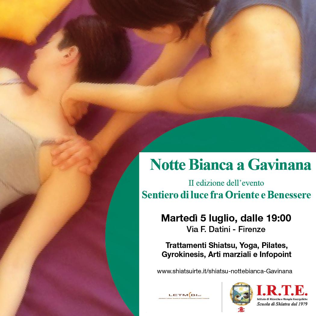 Firenze, Notte Bianca a Gavinana!