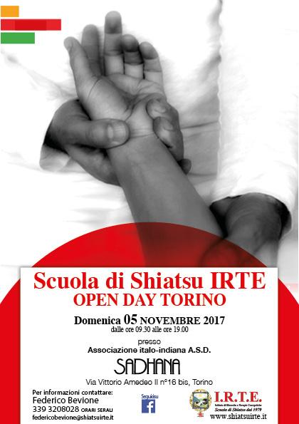 IRTE Torino - Open day nov 2017
