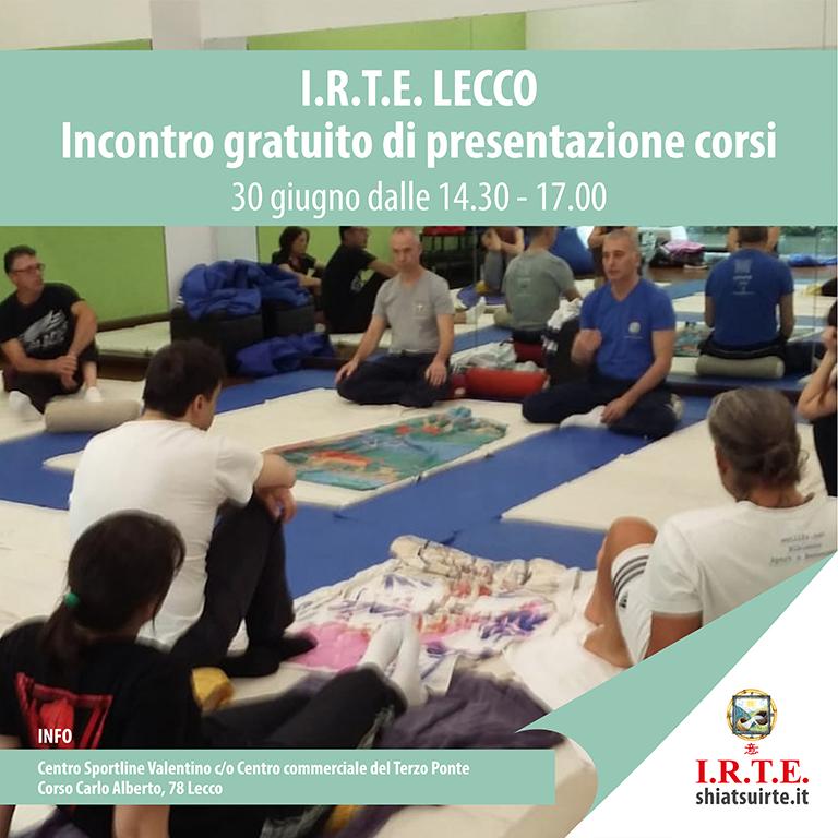 Corso Shiatsu gratuito a Lecco 30 giugno 2018