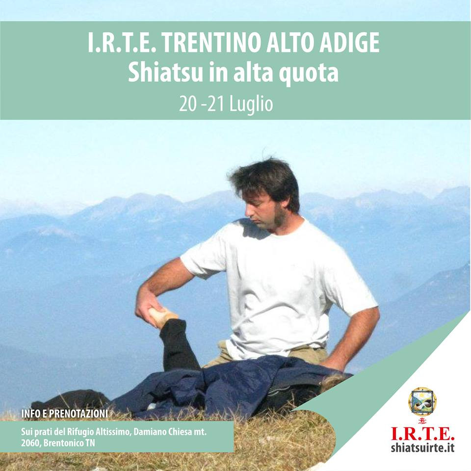 Shiatsu in alta quota