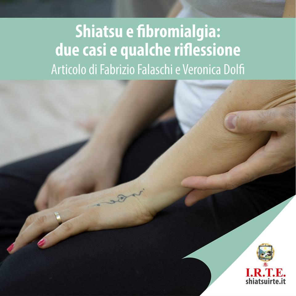Shiatsu e fibromialgia: due casi e qualche riflessione
