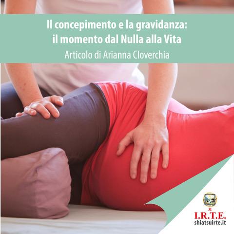 Il concepimento e la gravidanza: il momento dal Nulla alla Vita