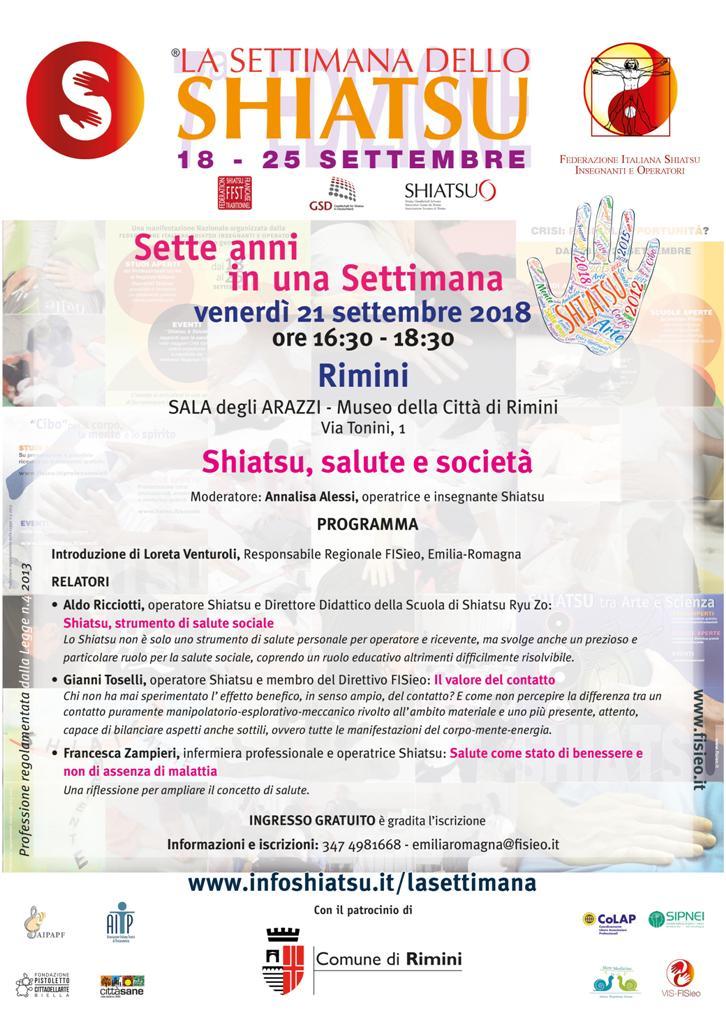 Evento Fisieo Rimini light