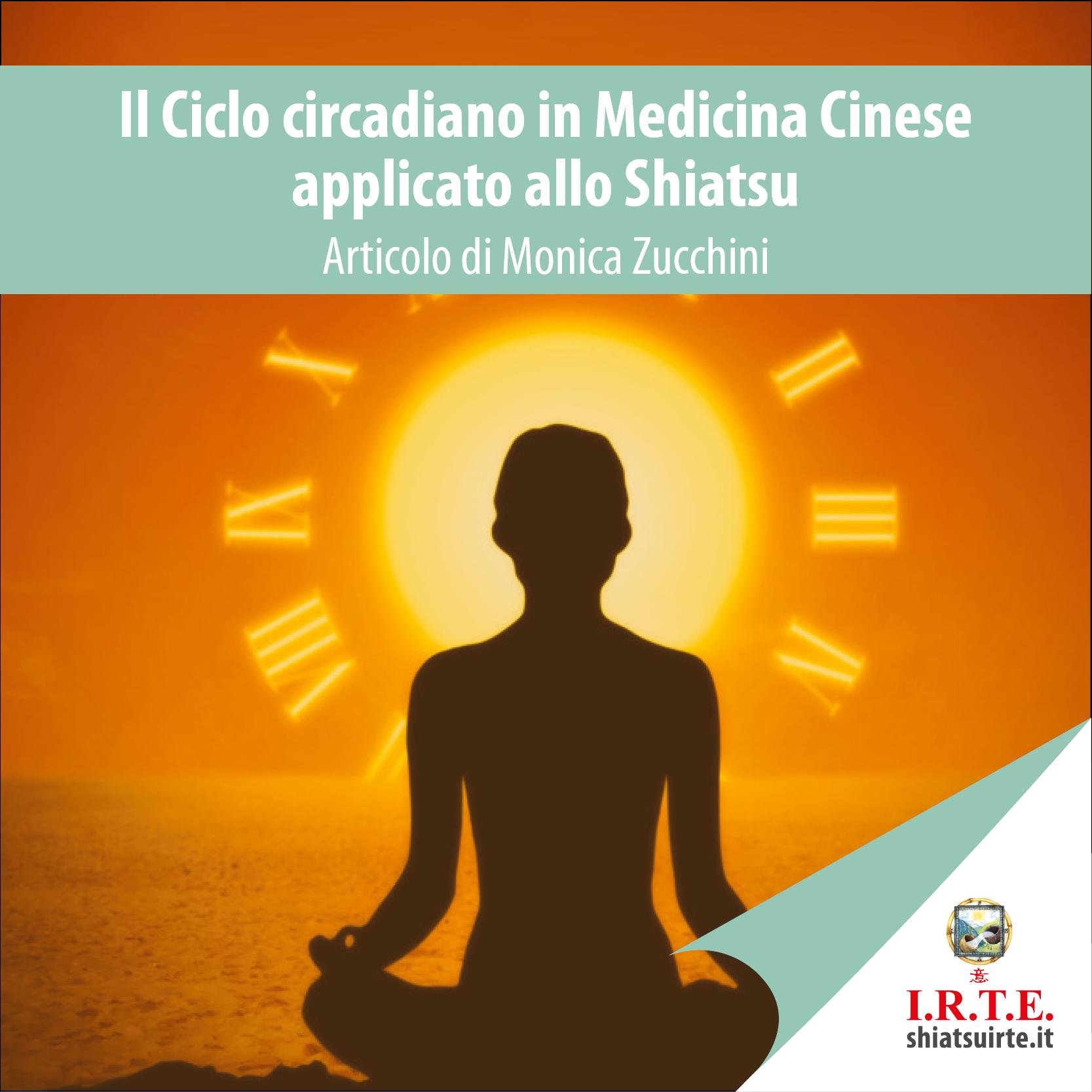 Ciclo circadiano in Medicina Tradizionale Cinese applicato allo shiatsu