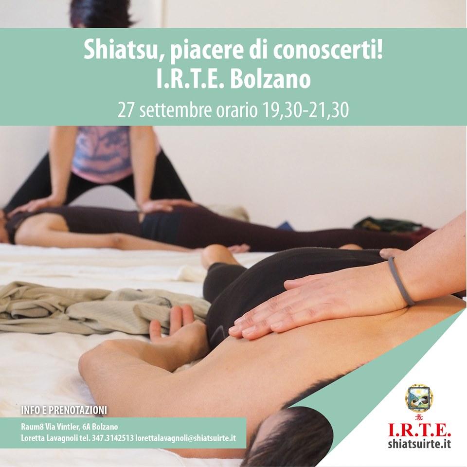 Bolzano 27 settembre 2019             Presentazione dei Corsi
