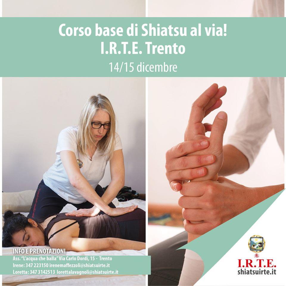 Trento 14.15 Dicembre 2019 Corso base